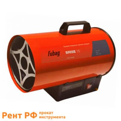 Газовая тепловая пушка FUBAG Brise 15 аренда