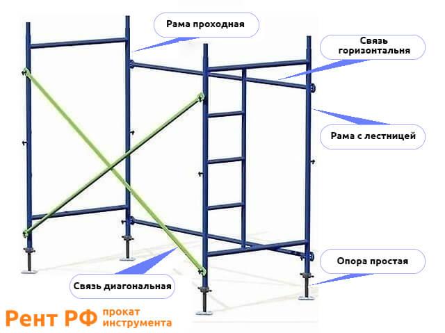 Схема ЛРСП-40