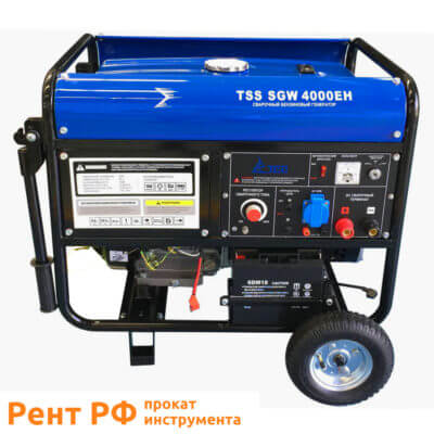 TSS SGW 4000EH сварочный